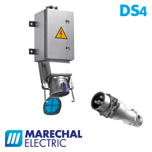 DS4 400A Stecker von MARECHAL