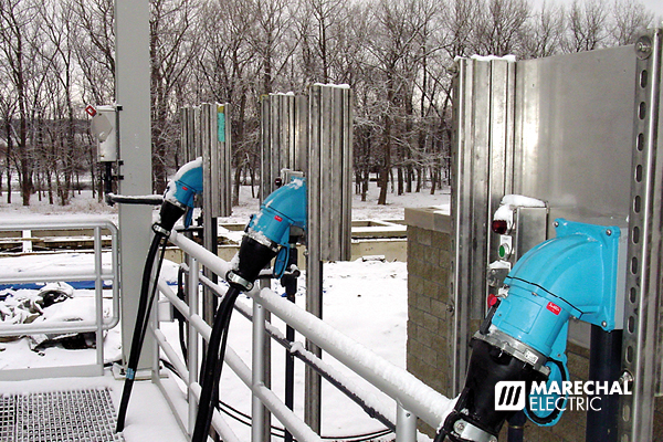 Water treatment - MARECHAL ELECTRIC